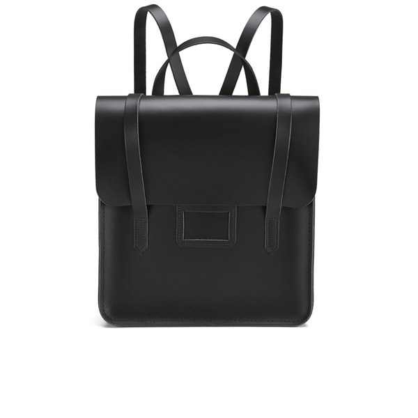The Cambridge Satchel Company Women's Folio Backpack - Black