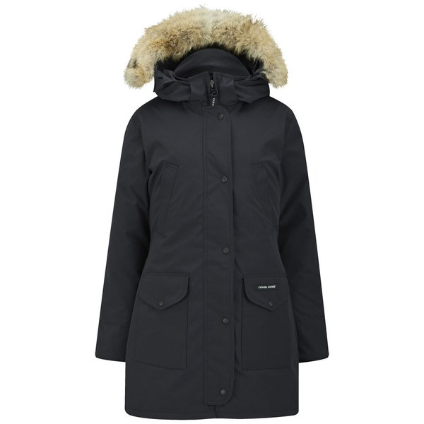 Canada Goose Women s Trillium Parka - Navy - Free UK Delivery over £50 0aa73913e33f