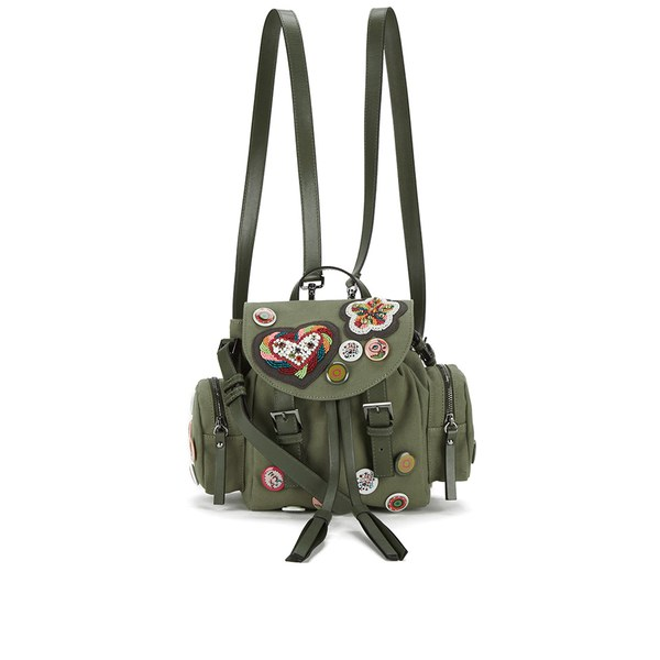 REDValentino Women's Backpack - Green