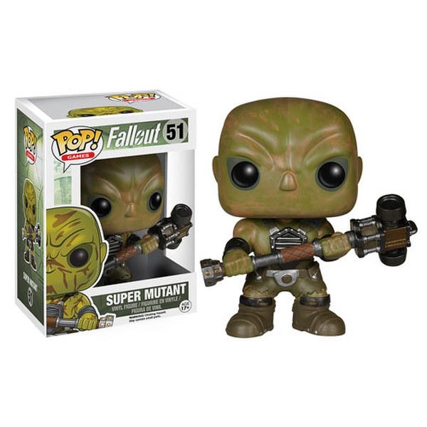 Figurine Fallout Super Mutant Pop! Vinyl