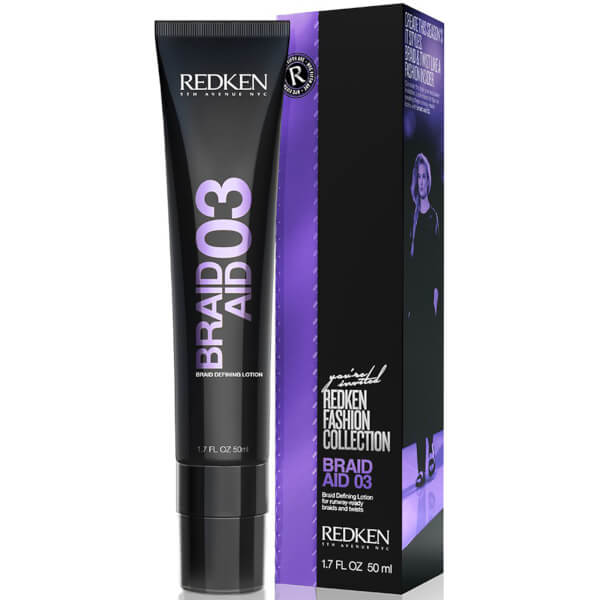 Redken Braid Aid 03 Braid Defining Lotion (50ml)