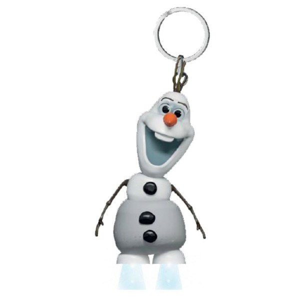 Disney Frozen Olaf LED Torch Key Chain