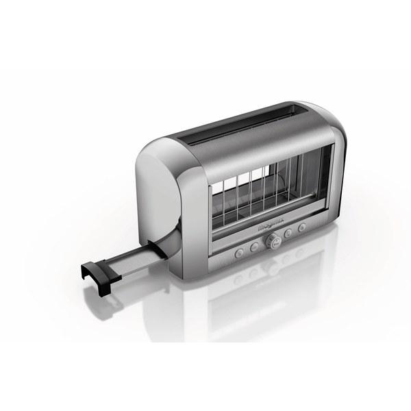 magimix 2 slice vision toaster black iwoot. Black Bedroom Furniture Sets. Home Design Ideas