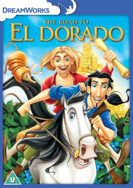 The Road To El Dorado - 2015 Artwork