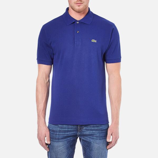 Lacoste Men s Short Sleeve Polo Shirt - Ocean Clothing  a590da6fc138c