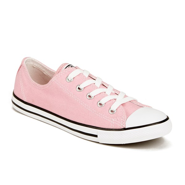 a0ebfbf55d76 Converse Women s Chuck Taylor All Star Dainty OX Trainers - Pink Freeze   Image 4