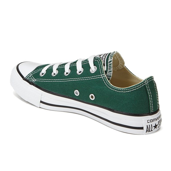 all star converse green