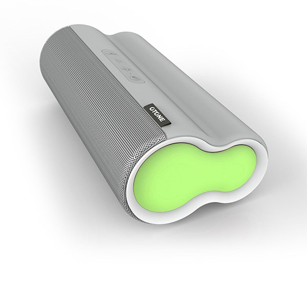 Otone Blufiniti Portable Bluetooth Speaker - Green