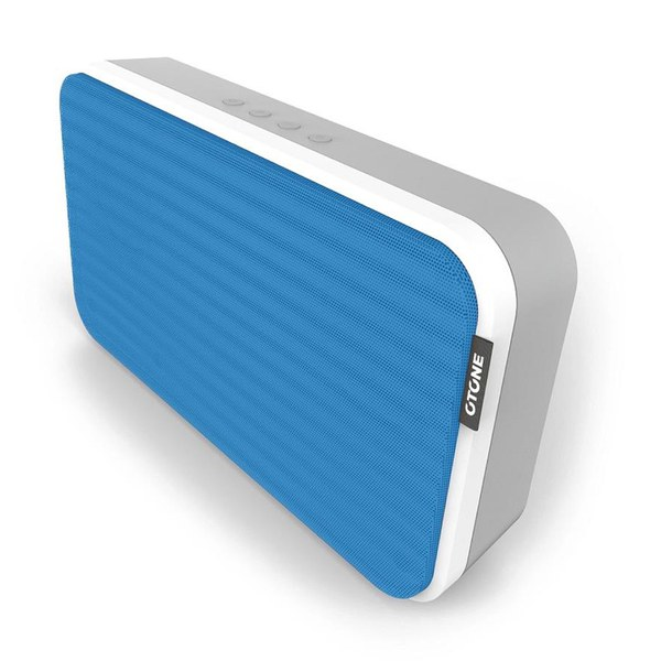 Otone BluWall Portable Bluetooth Speaker - Blue