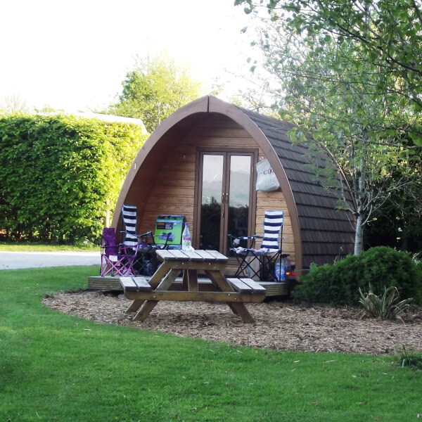 Two Night Glamping Break for Two