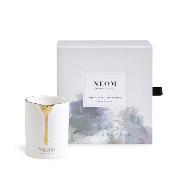 NEOM Organics Real Luxury Intensive Skin Treatment Candle (140g)