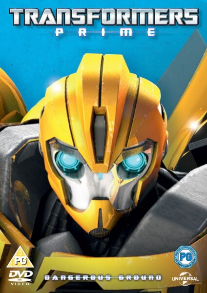 Transformers Prime - Dangerous Ground