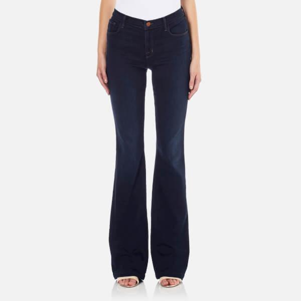 J Brand Women's Maria Flare Jeans - Embrace