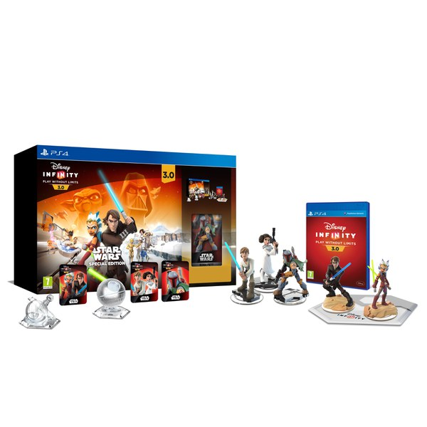 Disney Infinity 3 0 Play Without Limits Special Edition