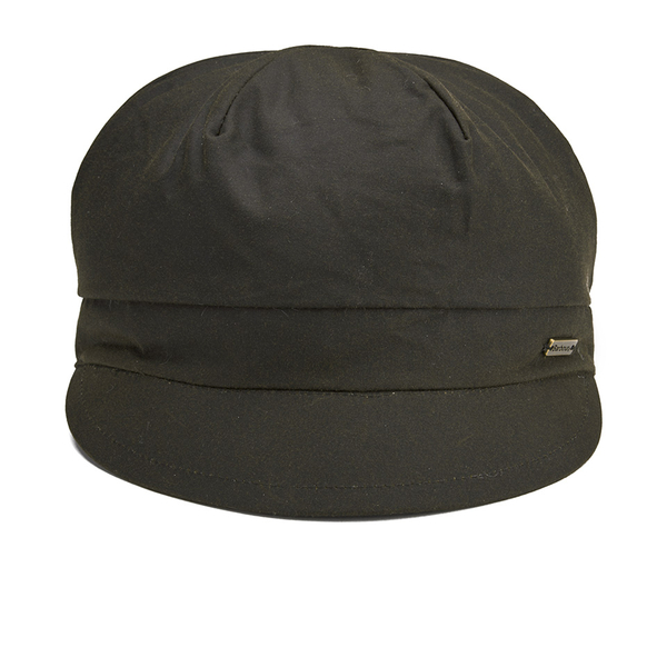 barbour s aspley baker boy hat olive