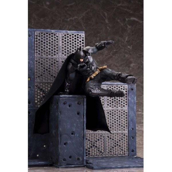 Kotobukiya DC Comics Batman Arkham Knight Batman 1:10 Scale ArtFX+ Statue