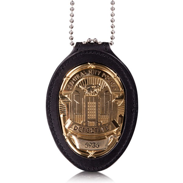 DC Collectibles DC Comics The Flash Gotham City Police 1:1 Scale Prop Replica Badge