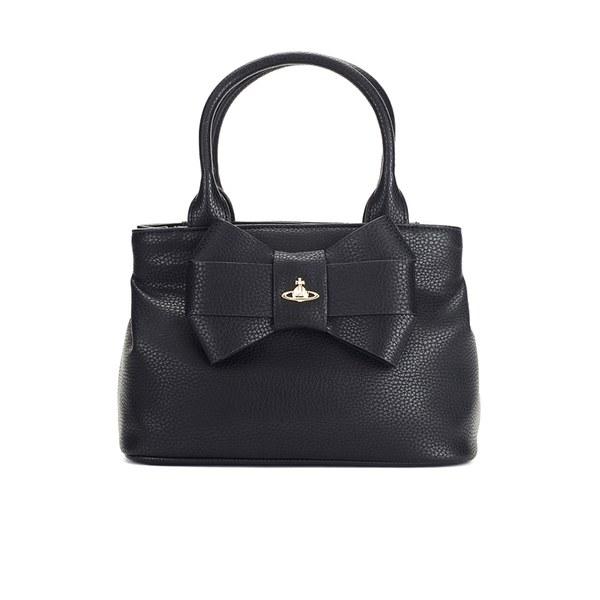 Vivienne Westwood Women's Bow Tote Bag - Black