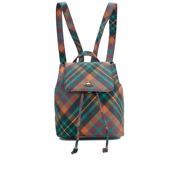 Vivienne Westwood Women's Derby Mini Backpack - Derby Mac Henry
