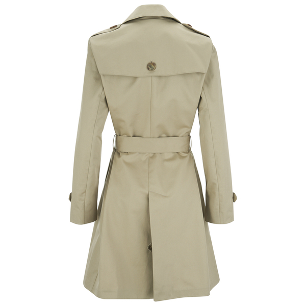 American Vintage Women s Supindale Trench Coat - Beige - Free UK ... bc840eb677