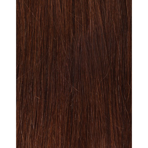 100% Remy Colour Swatch Hair Extension de Beauty Works - Chocolate 4/6