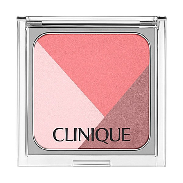Clinique Sculptionary Cheek Contouring Palette Defining Roses