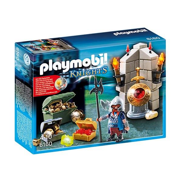 Playmobil King's Treasure Guard (6160)
