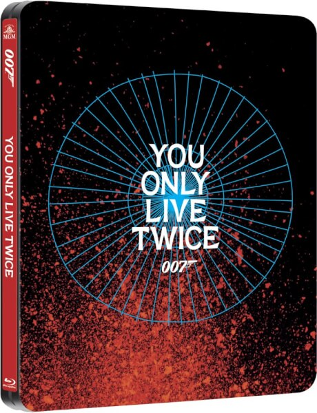You Only Live Twice - Zavvi Exclusive Limited Edition Steelbook