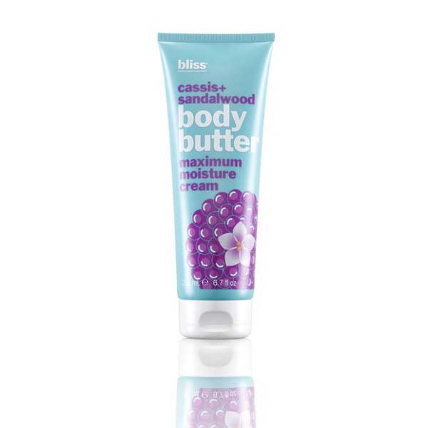 Cassis+Sandalwood Body Butter Limited Edition de bliss (200 ml)