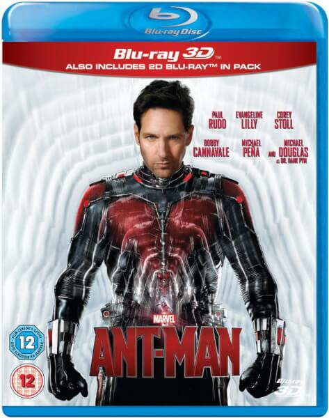 Ant-Man 3D (+ Version 2D)