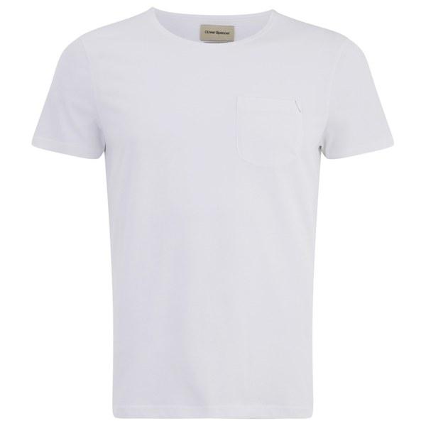 Oliver Spencer Men's Comfort T-Shirt - White