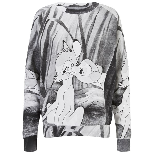 Eleven Paris x Disney Women's Not in a Good Mood Sweatshirt - Print