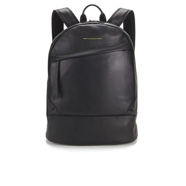 WANT LES ESSENTIELS Men's Kastrup Backpack - Black