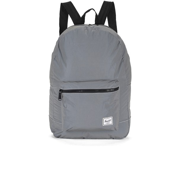 Herschel Supply Co. Day Night Packable Daypack Reflective Backpack - Silver  Reflective  Image 6d0f8f49fa0a6