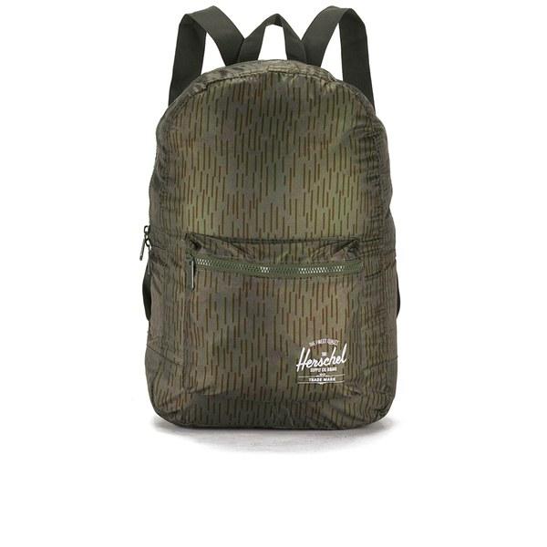 Herschel Supply Co. Packable Daypack Rain Drop Backpack - Camo  Image 1 7096feeed7b43