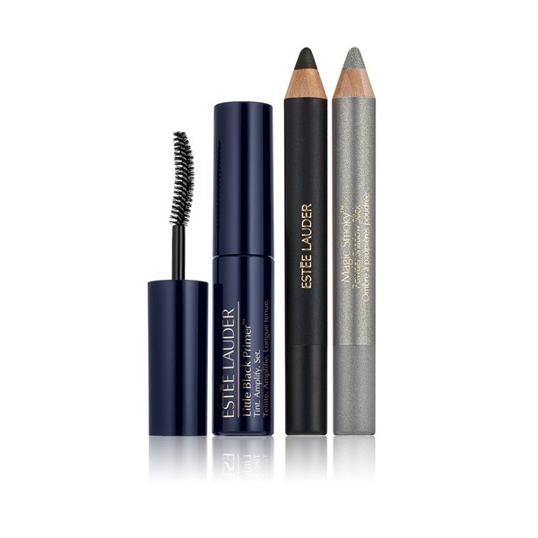 Estée Lauder Magic Smoky Smoldering Eyes Kit in Burnt Black/Cool Ash