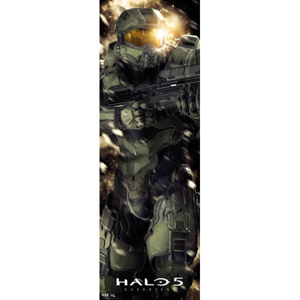Halo 5: Guardians Poster - YouTube