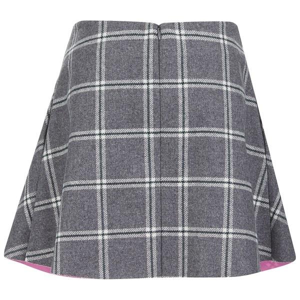 Paul & Joe Sister Women's Electre Mini Skirt - Grey