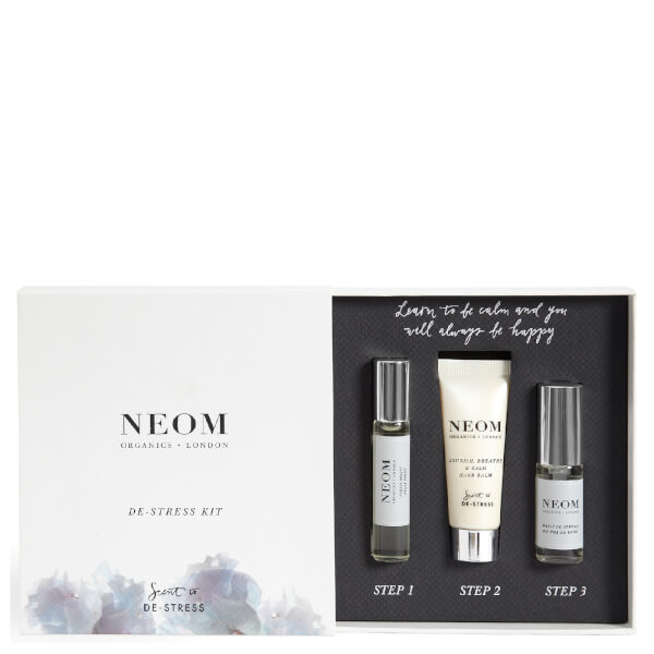 Neom Essential De Stress Kit Free Shipping Lookfantastic