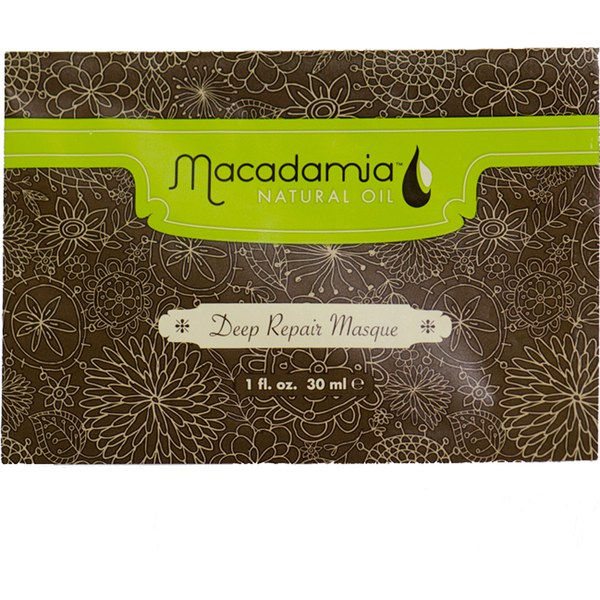 macadamia natural oil deep repair masque how to use