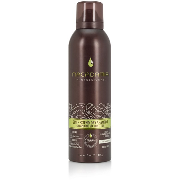 Macadamia Style Extend Dry Shampoo (142g)
