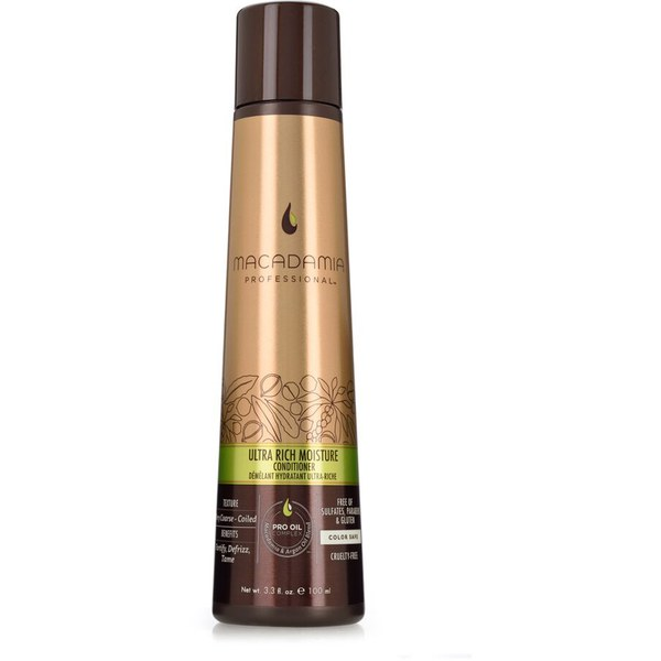 Macadamia Ultra Rich Moisture Conditioner (100ml)