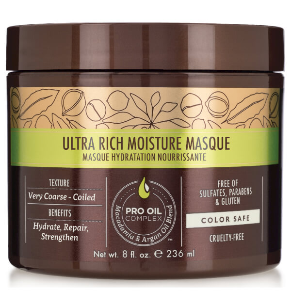 Macadamia Ultra Rich Moisture Masque (236ml)
