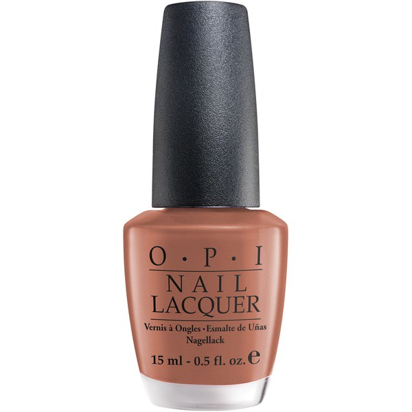OPI Classic Nail Lacquer - Barefoot in Barcelona (15ml)