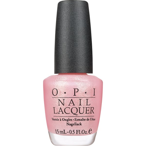 Laque à onles Nuances douces d'OPI - Princesses Rule! (15 ml)
