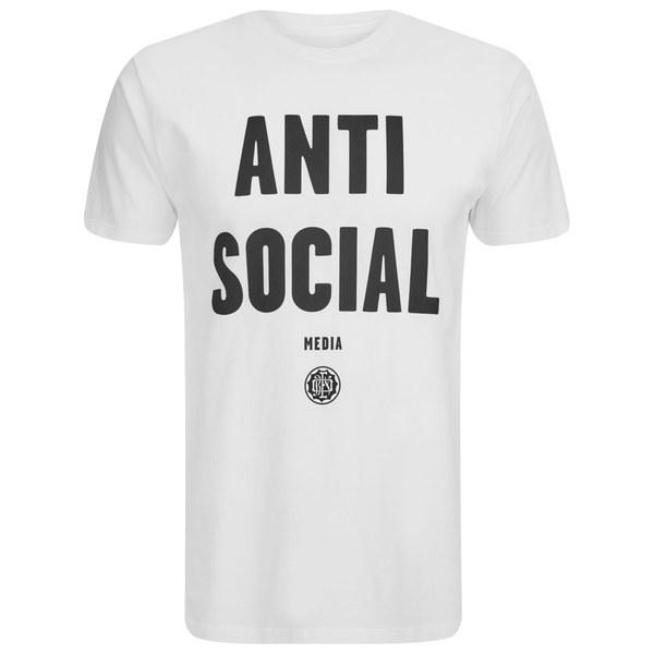 Obey Clothing Men S Anti Social Media Short Sleeve T Shirt