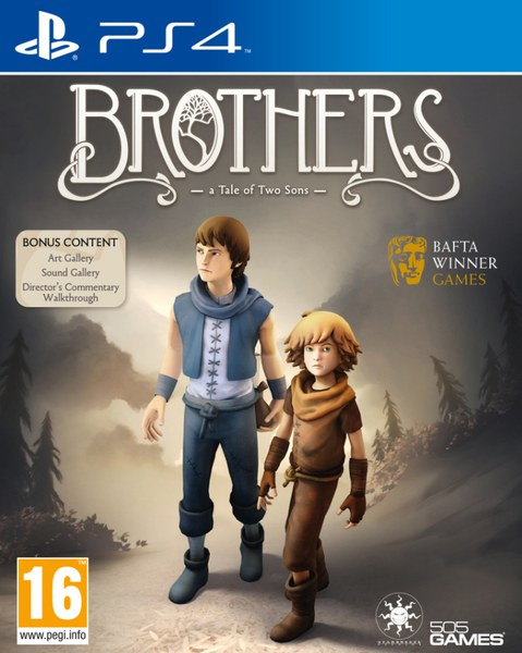 Brothers A Tale Of Two Sons Ps4 Zavvi