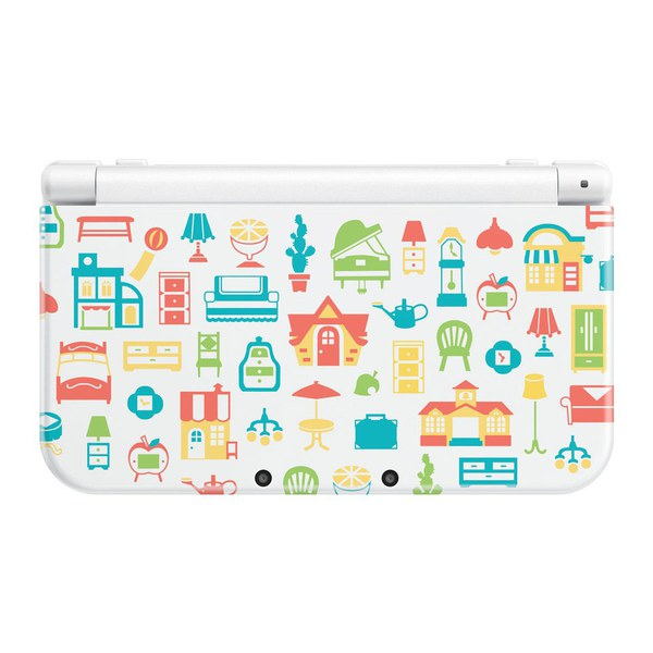 New Nintendo 3ds Xl Animal Crossing Happy Home Designer Edition Pack Nintendo Official Uk Store