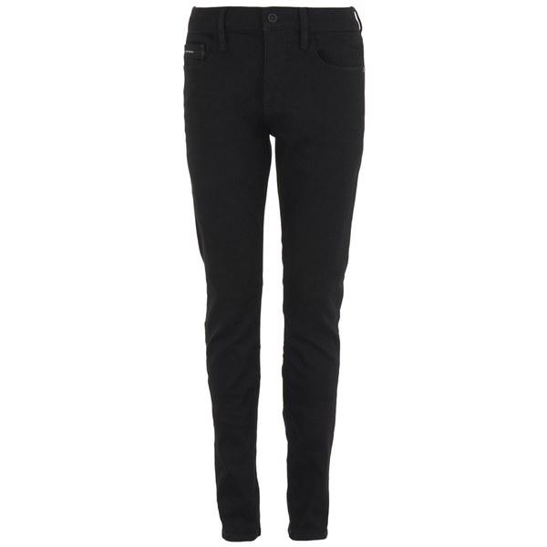 Calvin Klein Men's Slim Fit Jeans - Black Rinse