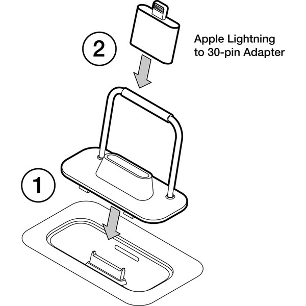 Ruark Audio Lightning Adapter Support For R2i And R4i